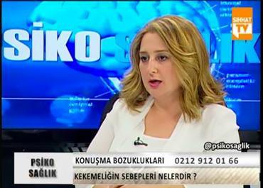 Sıhhat TV/PSİKO SAĞLIK (Konuşma Bozuklukları)