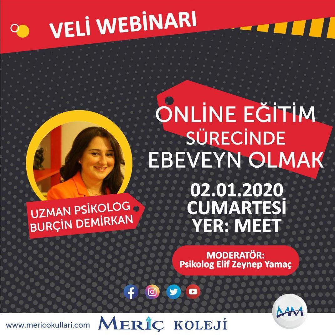 Online Eğitim Sürecinde Ebeveyn Olmak